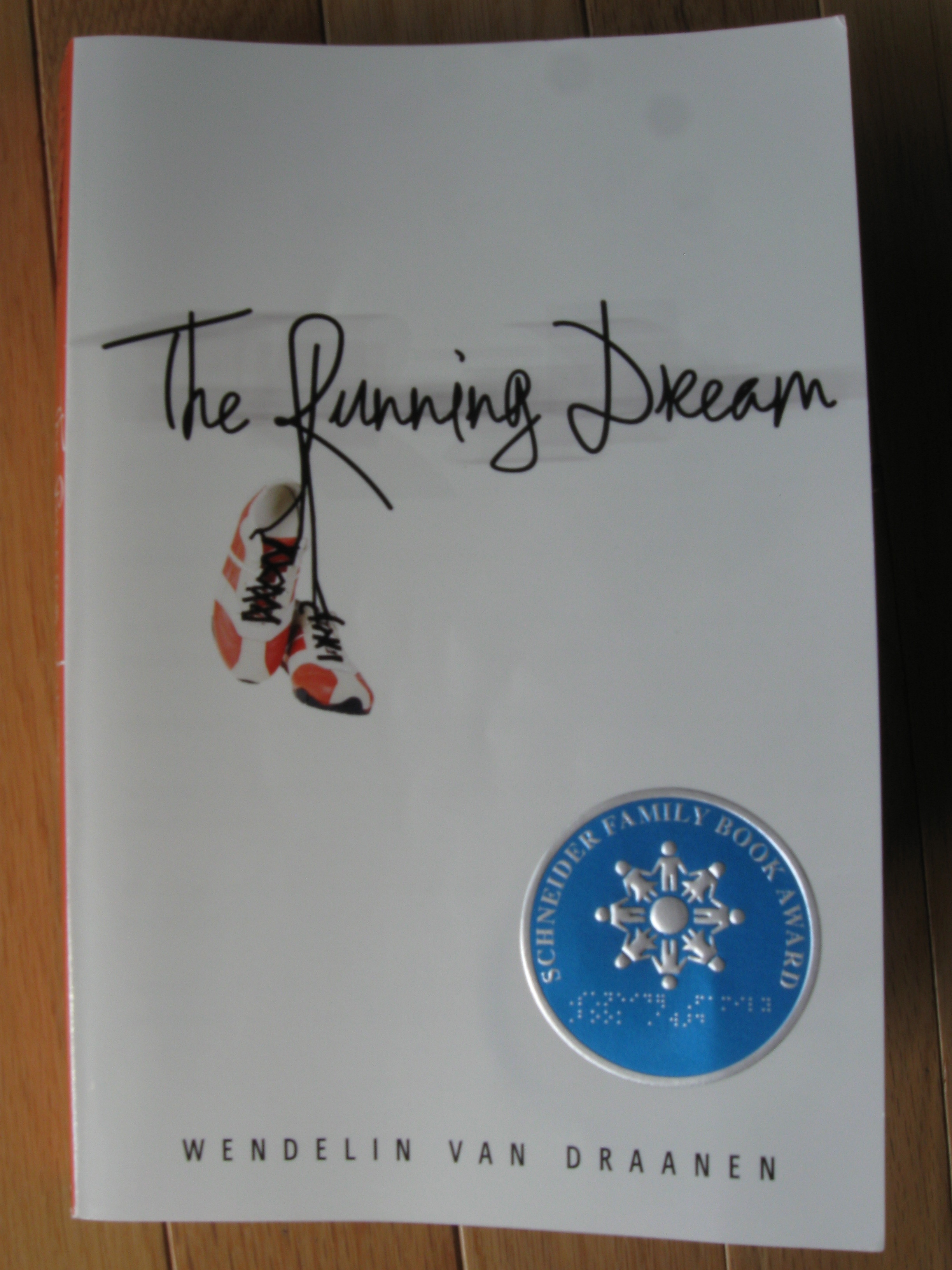 the running dream Buy a cheap copy of the running dream book by wendelin van draanen winner of the 2012 schneider family book awardjessica thinks her life is over when she loses a leg.