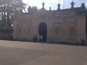 Magistral Villa for the Order of Malta