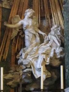 Bernini's The Ecstasy of St.  Teresa