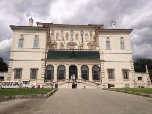 Galleria Borghese (I'll be back tomorrow.)