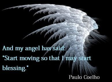 Angel Start Moving