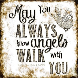 Walk with Angels