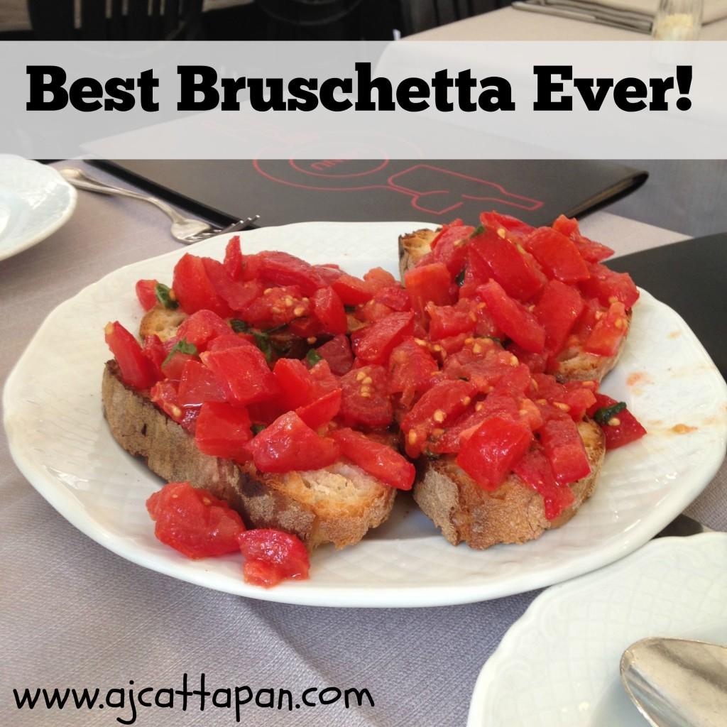 Bruschetta from Polese