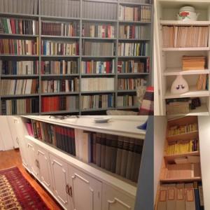 Books, book, and more books!