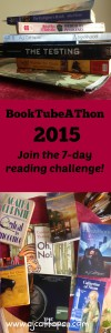 BookTubeAThon Pinterest