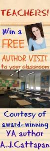 Free author visit