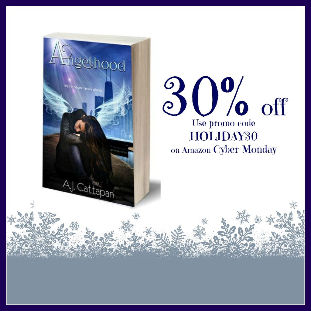 Angelhood Cyber Monday