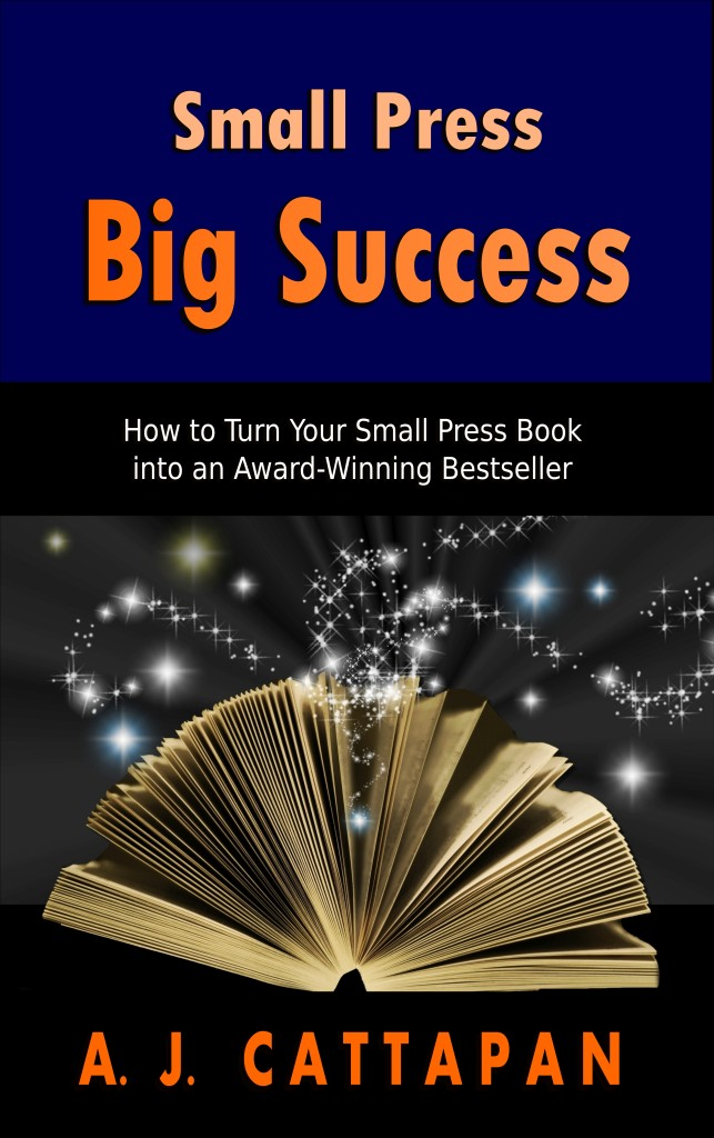 Get the FREE ebook on how to turn your small press or indie book into a big success. Find out what 10 steps A.J. Cattapan took to turn your debut novel into an Amazon bestseller and a multiple award-winner.