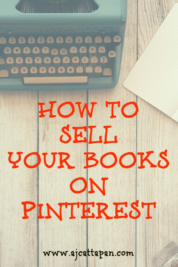 Learn how to use Pinterest as a marketing tool for your books! Pinterest isn't just for getting ideas for your characters and your settings. It's a way to find readers. Learn how!
