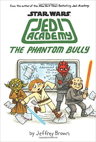 Monday Book Review: Star Wars: Jedi Academy #3: The Phanton Bully