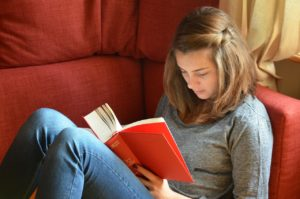 Are you writing for a teen or a tween?