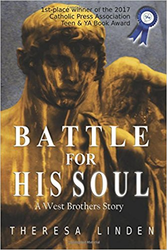 Monday Book Review: Battle for His Soul by Theresa Linden