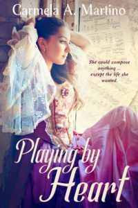Monday Book Review: Playing by Heart by Carmela Martino
